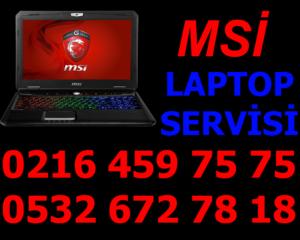 MSİ Laptop Servisi