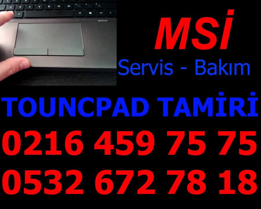 MSI Touchpad Çalışmıyor